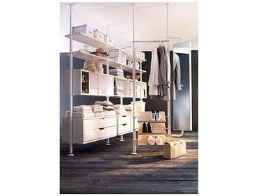 cabine armadio ikea stolmen cabine armadio. Black Bedroom Furniture Sets. Home Design Ideas