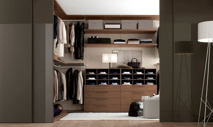 Costruire cabina armadio in cartongesso cabine armadio for Adding a walk in closet