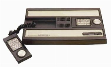 console intellevision