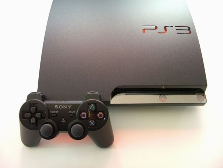 console sony