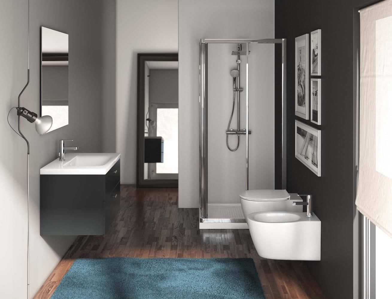 Casa immobiliare, accessori: Ideal standard bagno
