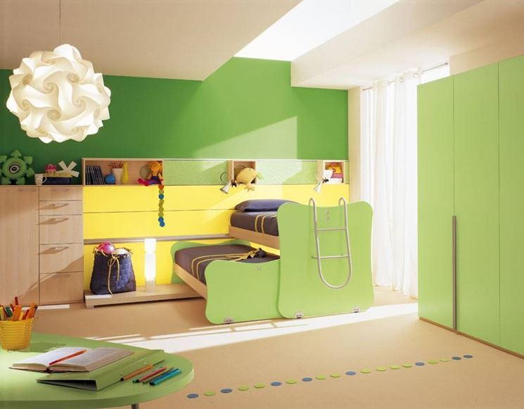Idee camerette bambini