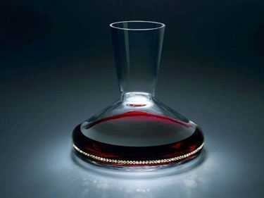 Swarovsky Decanter