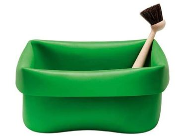 WASHING UP BOWL AND BRUSH normann copenhagen