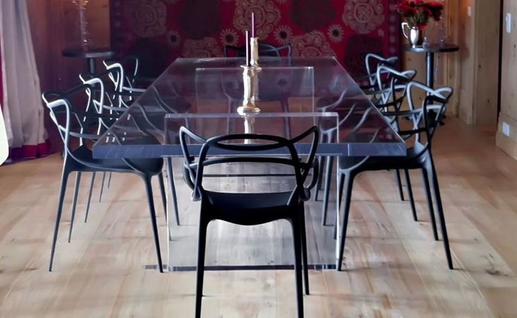 Sedia di dsign Kartell by Philippe Starck