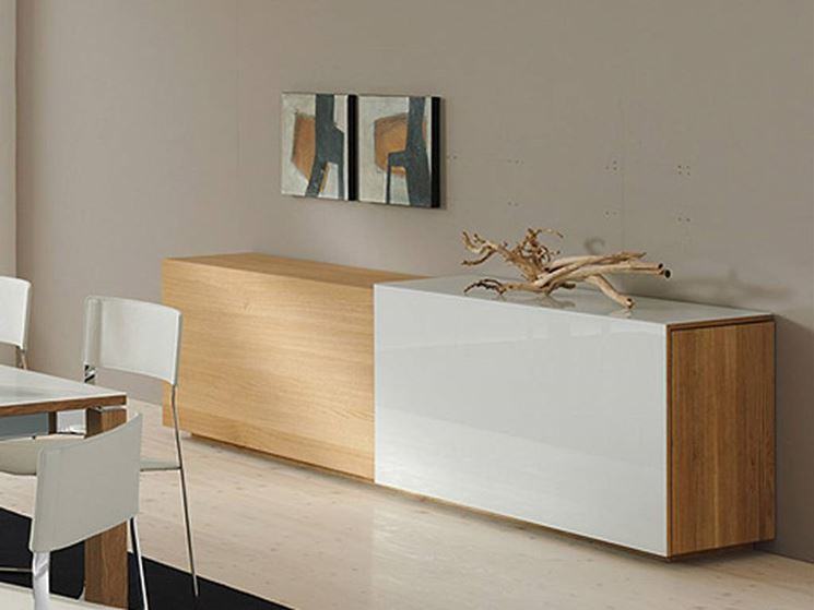 credenze moderne complementi arredo la selta della credenza. Black Bedroom Furniture Sets. Home Design Ideas