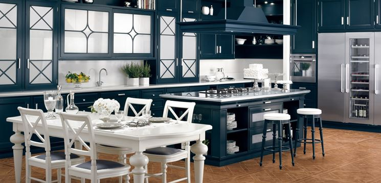cucina all'americana Park Avenue by Ged