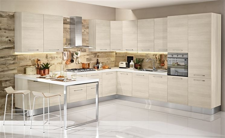 Best Cucina Ad Angolo Piccola Contemporary - Skilifts.us - skilifts.us