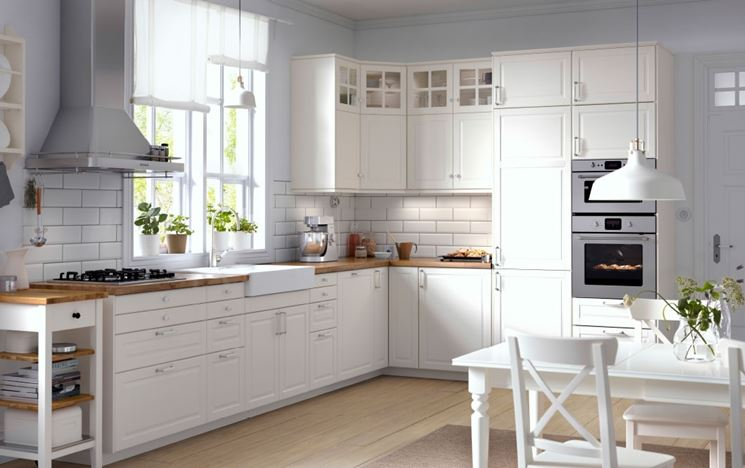 Cucine country bianche - Cucine Country