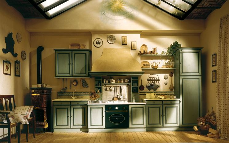 Cucine country marchi cucine country - Cucine stile francese ...