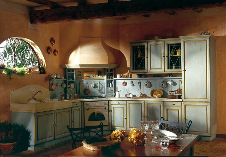 cucina country Granduca by Marchi Group
