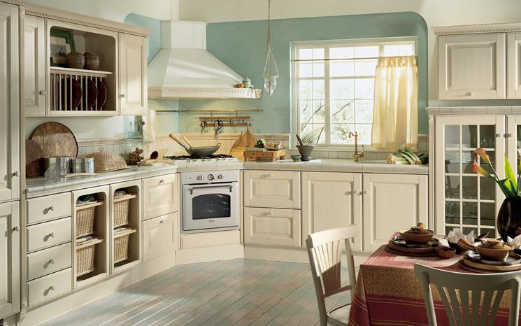 Cucine in stile country cucine country for Cucine stile country