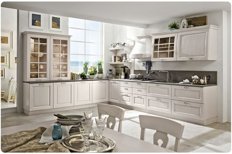 Cucine rustiche country cucine country for Arredamento country chic ikea