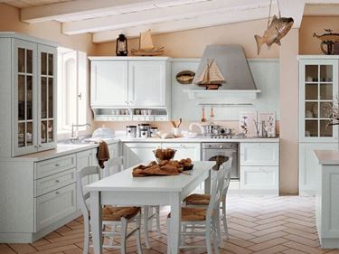 Cucine stile provenzale cucine country for Case in stile castello francese