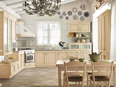 Cucine stile provenzale cucine country for Arredamento stile country provenzale
