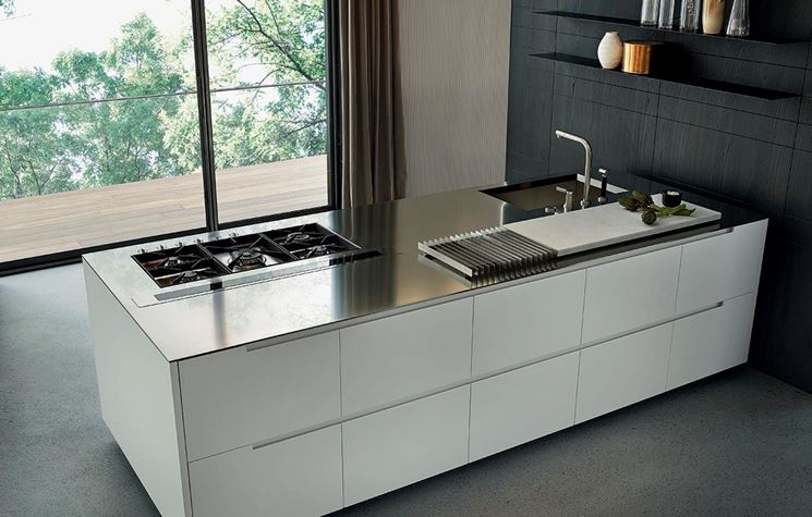 Cucine di design contemporaneo - Cucine Design