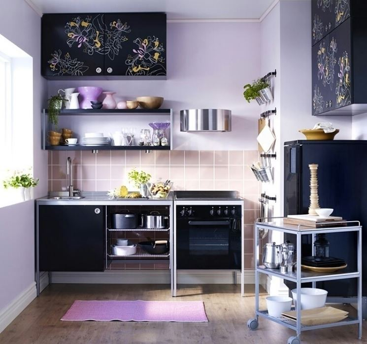 Mini cucine Ikea
