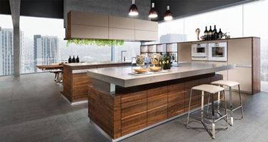 Emejing Cucine Legno Massello Moderne Photos - Ideas & Design 2017 ...