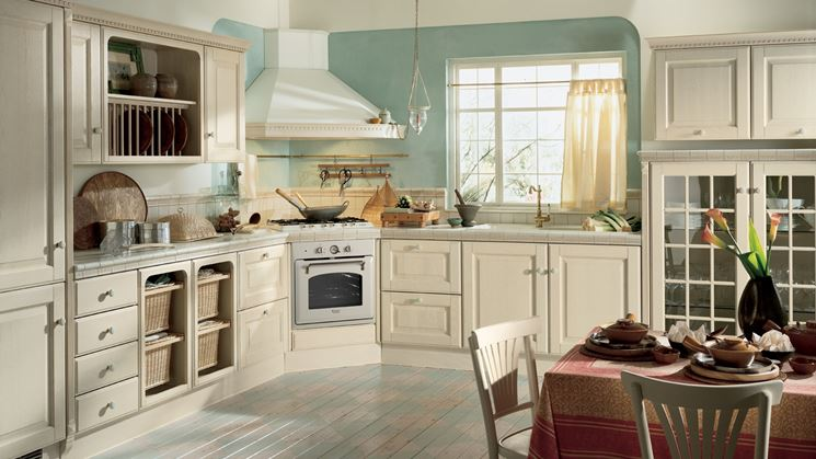 Top cucina colorati great cucine colorate country cucine shabby
