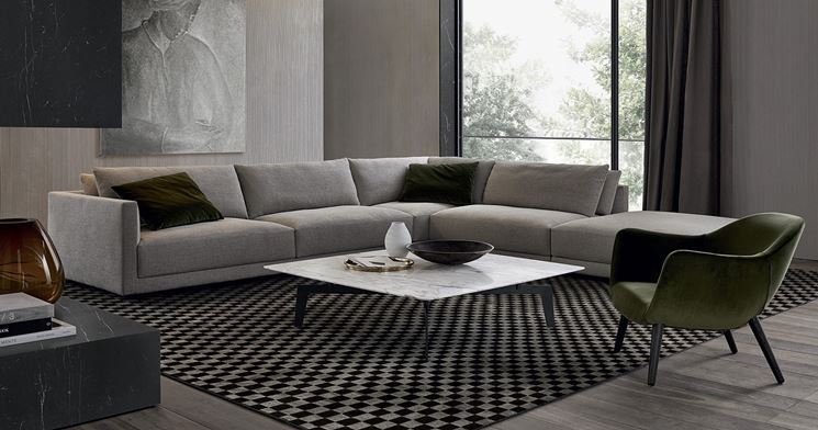 Divani poliform design e qualit divani moderni for Canape poltrone et sofa