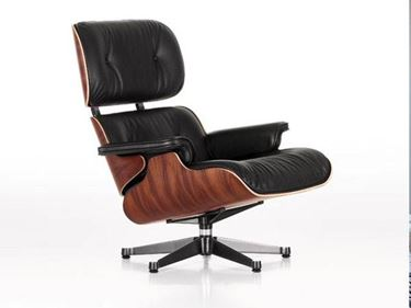 Lounge Chair di Charles e Ray Eames