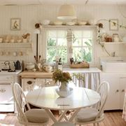 Stile shabby chic cos��