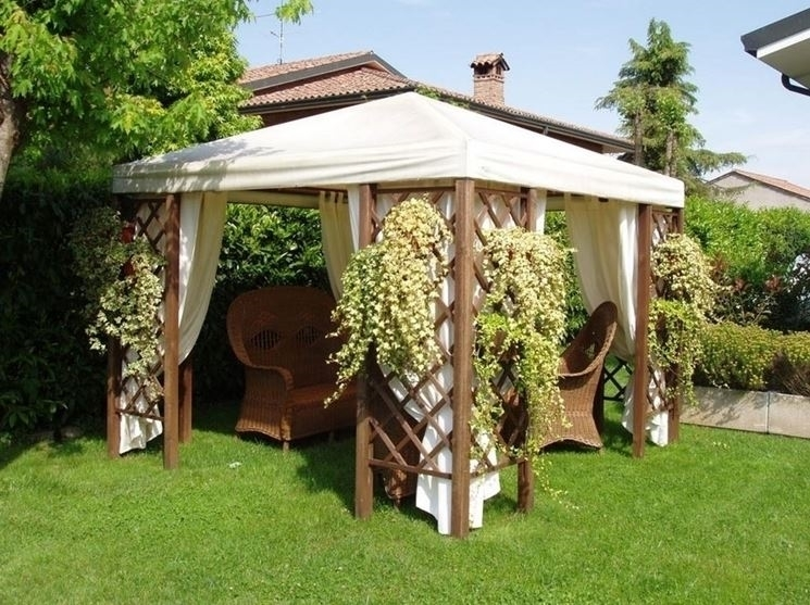 leroy merlin gazebo