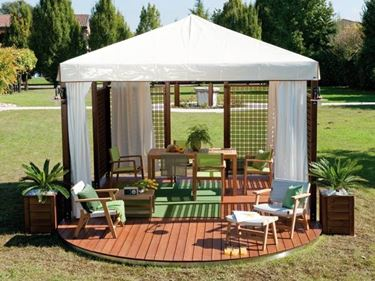 gazebo pircher