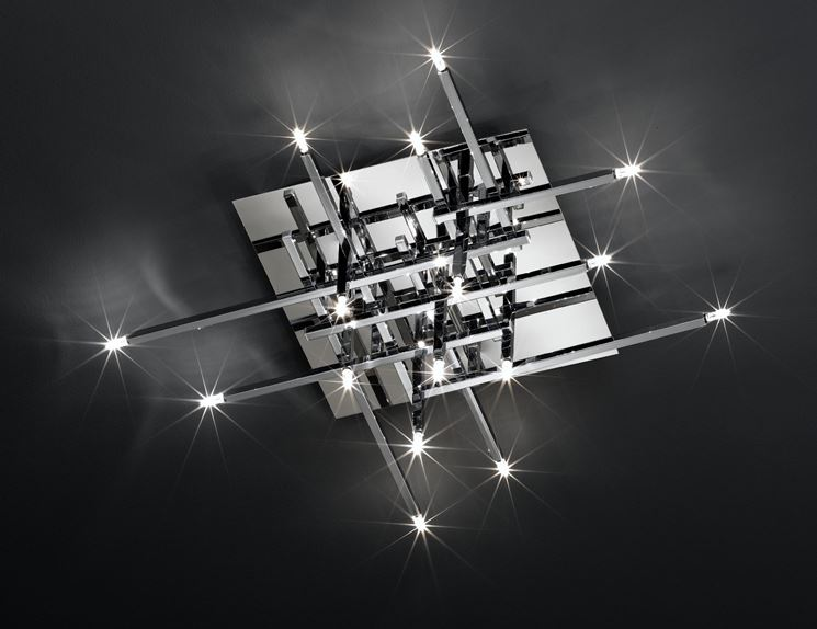 Casa immobiliare accessori lampadari a sospensione leroy for Accessori lampadari