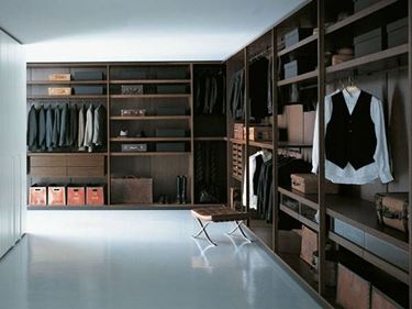 Cabina armadio Storage, Piero Lissoni