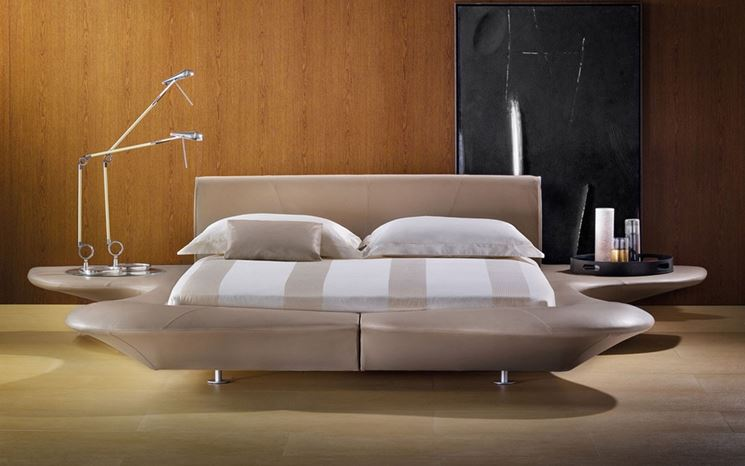 Best Letto Matrimoniale Flou Contemporary - Design & Ideas 2018 ...