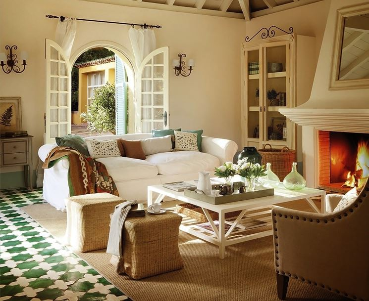 Awesome Arredamento Country Inglese Images - Amazing House Design ...