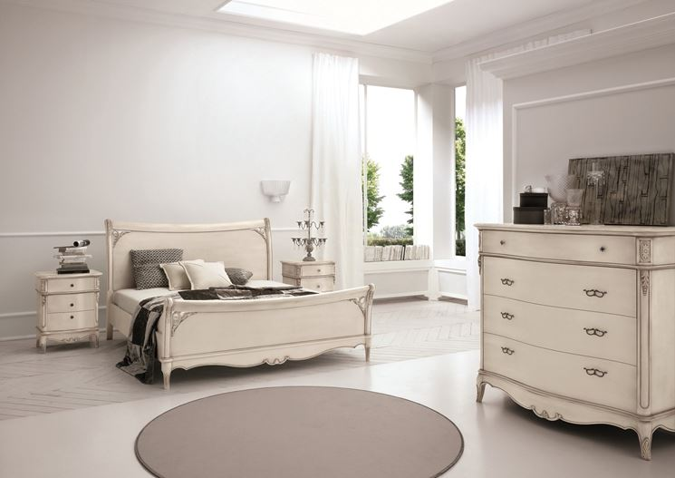 Stile shabby progetto - Camere country chic ...