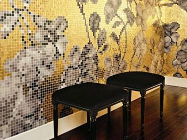 bisazza gold collection